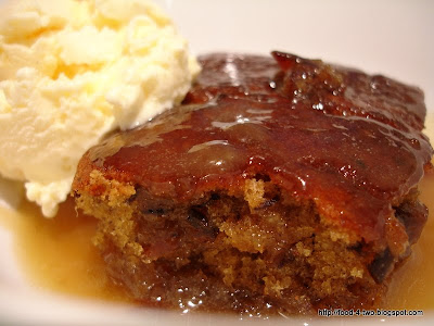 Food 4 Two Sticky Date Pudding