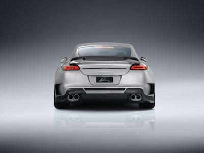 2010 Lumma Design Porsche Panamera