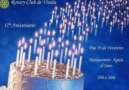 17º Aniversário RC Vizela