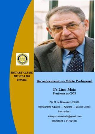RC VILA DO CONDE Homenagem ao Profissional 27Nov09