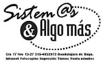 Sistemas&amp;AlgoMas
