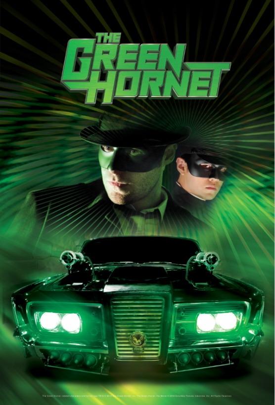 green hornet 2011