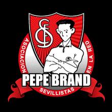 Socio de la ASR Pepe brand