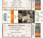 Baltimore Orioles Game Tickets