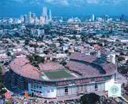 The Orange Bowl, Miami, FL