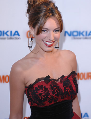 Kelly Brook -The British Amanda Righetti?