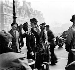 El Beso, Ayuntamiento de París, 1950