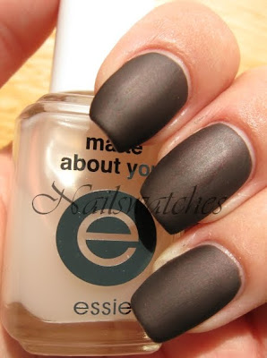Essie Decadent Diva Essie Matte About You