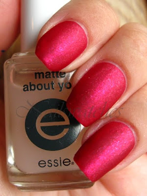 Zoya Alegra Essie Matte About You