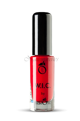 mississauga wic by herome world inspired colors canada collection 2010 fall/winter red creme
