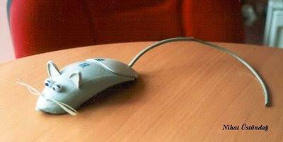 kreasi komputer, kreasi terunik, kreasi mouse unik, mouse terunik, komputer terunik