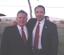Congressman Trent Franks at Miracle Valley