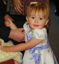 My niece Ava
