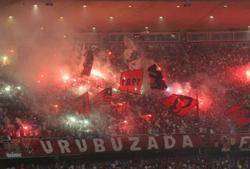 Torcida  Urubuzada, fundada 01/08/2006