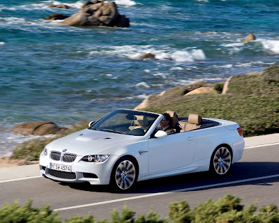 Acura Ocean on Convertible Car Wallpaper Set On A Country Road With A Ocean Backdrop