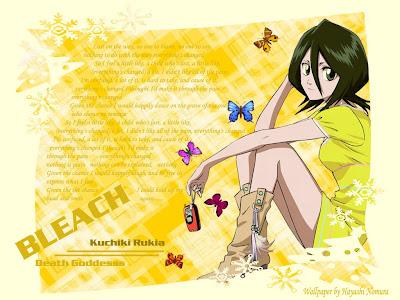 Bleach+Wallpaper+Kuchiki+Rukia+3