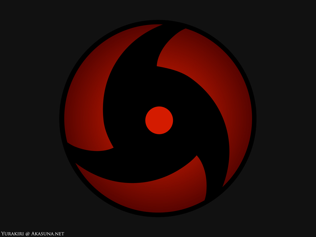 (Eternal Mangekyou Sharingan - Madara Uchiha)