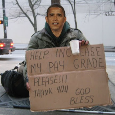 Obama homeless
