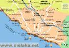 Map Negeri Melaka