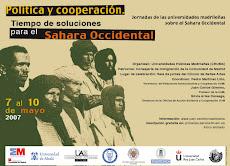 I Jornadas universidades públicas madrileñas