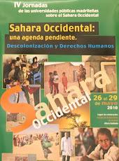 IV Jornadas universidades públicas madrileña