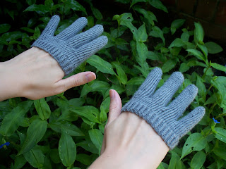 Fingering with gloves