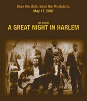 A Great Night In Harlem &#39; 07