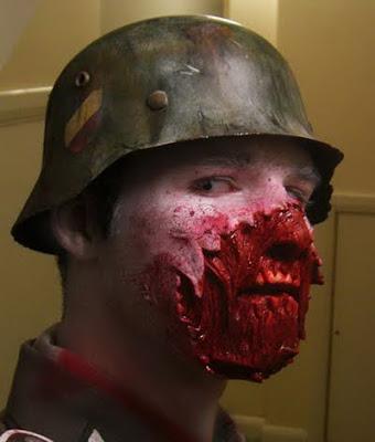 MAQUILLAJE MUY REALISTA Zombie1