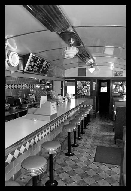 Uk Yumi Design 1950 S American Diner Research