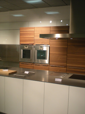 Mix of Natural Wood With Stainless Steel and Laminate - Zurich