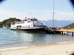 UTILIDADE   PÚBLICA - Horários das Barcas para a Ilha Grande e dos ônibus