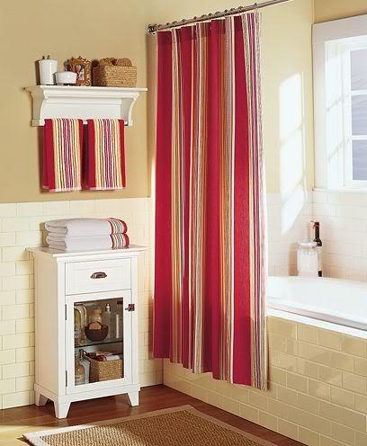 декор ванной комнаты, дизайн ванной комнаты, красная ванная, bathroom in red, bathroom design