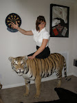Ride-um coyboy, I mean tiger!