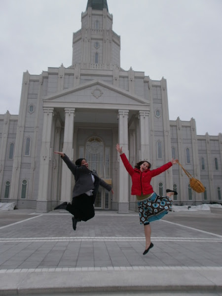 We love to go to the Houston Temple