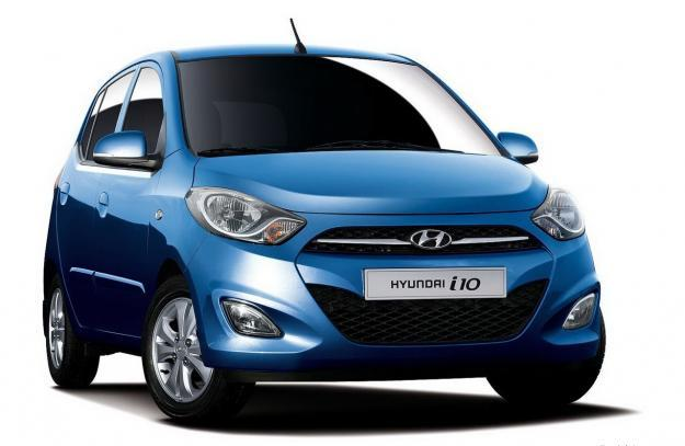 forced to rework on the look of their much acclaimed model, Hyundai i10.