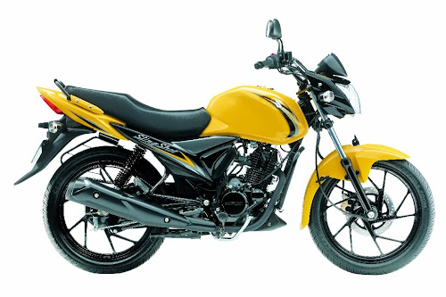 125cc Suzuki Slingshot