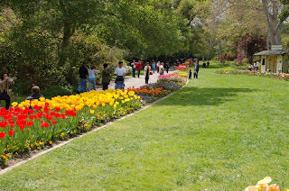 Descanso Gardens La Canada Flintridge California