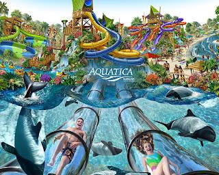 Sea World Aquatica Water Park