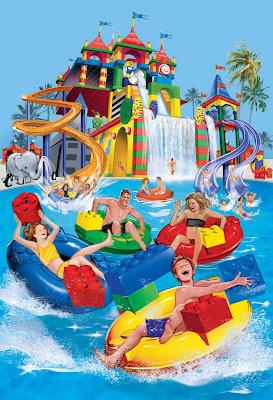 Legoland Water Park Carlsbad California