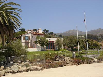 Adamson House Malibu Lagoon