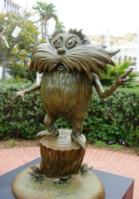Dr. Seuss Sculpture Garden