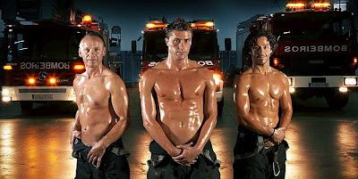 bomeberos desnudos, bomberos calendario