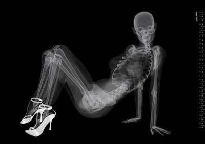 chicas muy desnuda, esqueletos de chicas sexy
