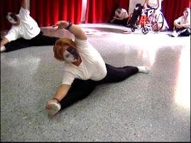 La preparación del actor con Síndrome de Down