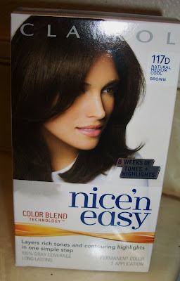 clairol nice and easy instructions