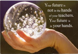 your future is in your hand