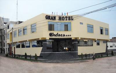 Hoteles en Chimbote
