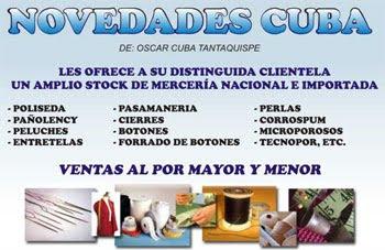Novedades Cuba