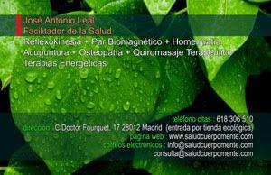 diseño de Salud Cuerpo Mente, Cara A (ver)