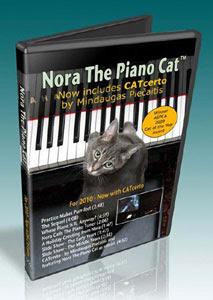 La increíble pianista Nora